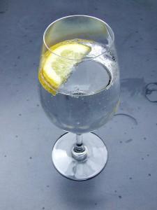 Beber agua fresca